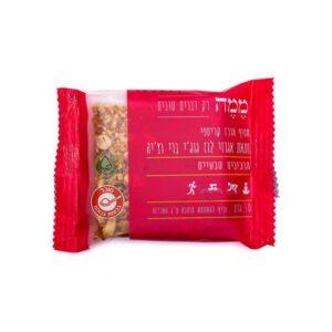 חטיף אורז חמאת לוז גוג'י ברי וצ'יה 30 גרם