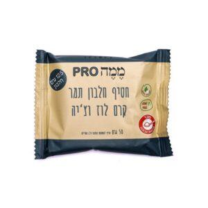 חטיף חלבון 12.5 PRO תמר לוז וצ'יה 50 גרם