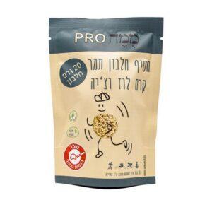 חטיף חלבון 20 PRO תמר לוז וצ'יה 80 גרם