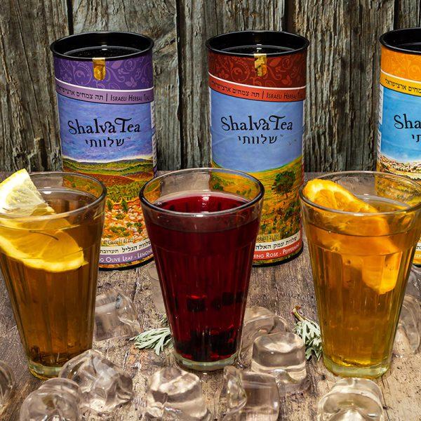 תערובות תה שלוותי | ShalvaTea